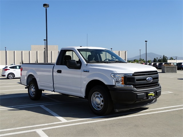 2018 F-150 Regular Cab, Pickup #JKC41867 - photo 7