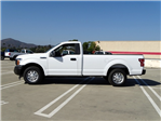 2018 F-150 Regular Cab, Pickup #JKC41867 - photo 3
