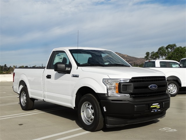 2018 F-150 Regular Cab 4x2,  Pickup #JKC64344 - photo 19