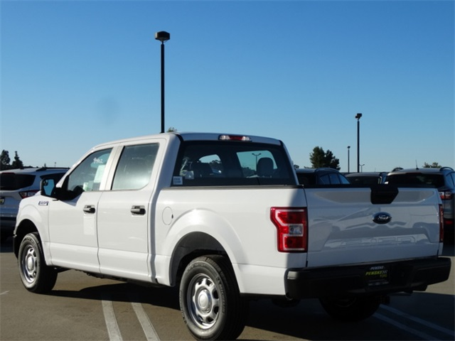 2018 F-150 Crew Cab, Pickup #JKC64346 - photo 3