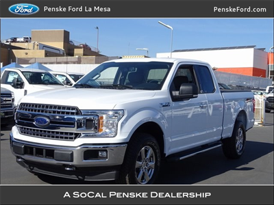 2018 F-150 Super Cab 4x4,  Pickup #JKC64719 - photo 1