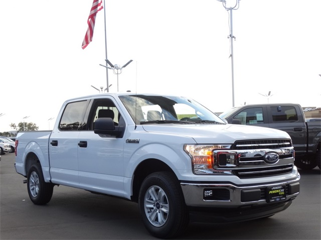 2018 F-150 SuperCrew Cab,  Pickup #JKC71270 - photo 22