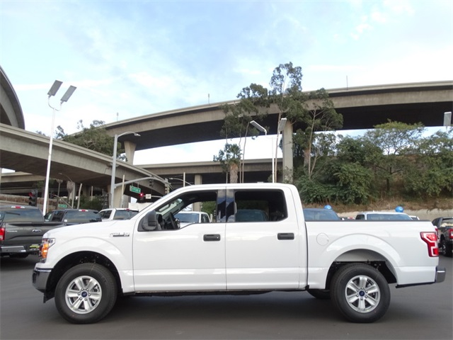 2018 F-150 SuperCrew Cab,  Pickup #JKC71270 - photo 3