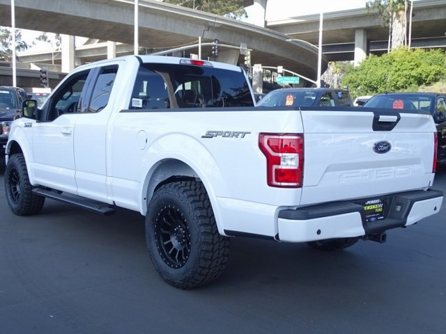 2018 F-150 Super Cab 4x2,  Pickup #JKC83848 - photo 2