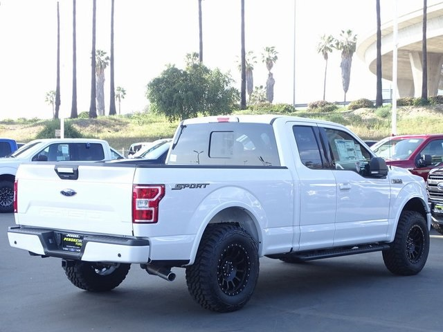 2018 F-150 Super Cab 4x2,  Pickup #JKC83848 - photo 4