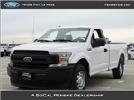 2018 F-150 Regular Cab, Pickup #JKC95655 - photo 1