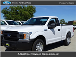 2018 F-150 Regular Cab, Pickup #JKD08356 - photo 1
