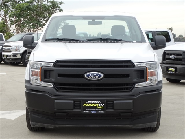2018 F-150 Regular Cab, Pickup #JKD08358 - photo 21