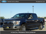 2018 F-150 SuperCrew Cab, Pickup #JKD08380 - photo 1