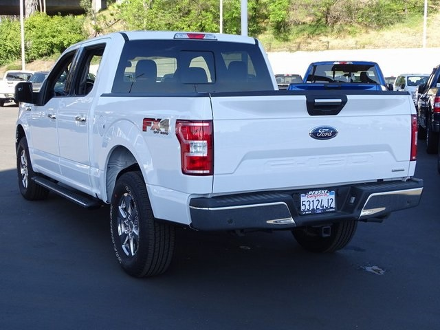 2018 F-150 SuperCrew Cab 4x4,  Pickup #JKD08547L - photo 2