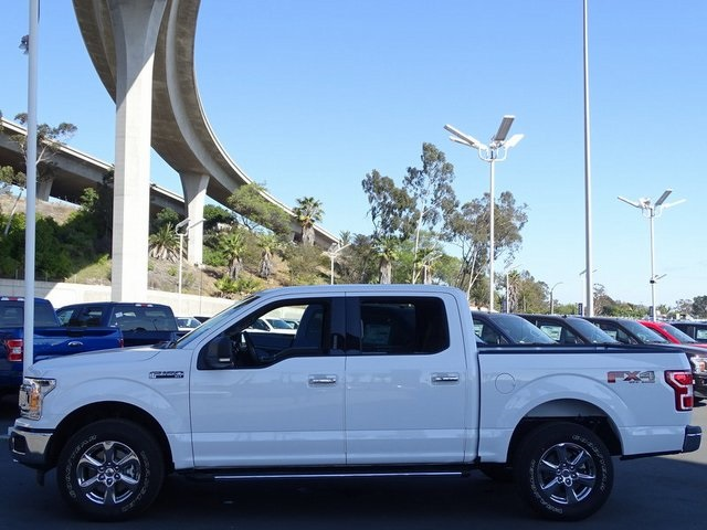 2018 F-150 SuperCrew Cab 4x4,  Pickup #JKD08547L - photo 3