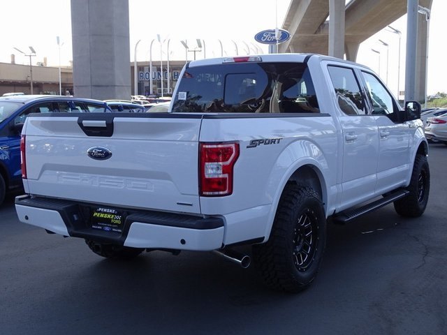 2018 F-150 SuperCrew Cab 4x2,  Pickup #JKD21262 - photo 23