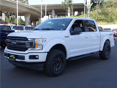 2018 F-150 SuperCrew Cab 4x2,  Pickup #JKD21262 - photo 1