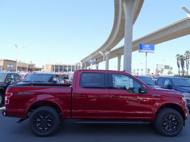 2018 F-150 SuperCrew Cab 4x2,  Pickup #JKD21317 - photo 2