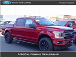 2018 F-150 SuperCrew Cab 4x2,  Pickup #JKD21317 - photo 1