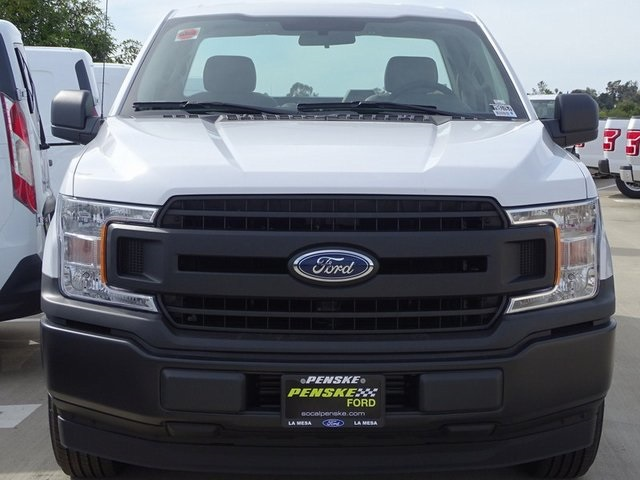 2018 F-150 Regular Cab 4x2,  Pickup #JKD34553 - photo 13