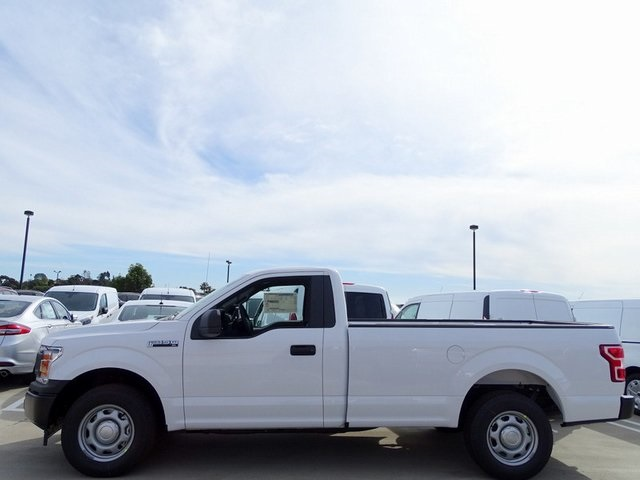 2018 F-150 Regular Cab 4x2,  Pickup #JKD34553 - photo 3