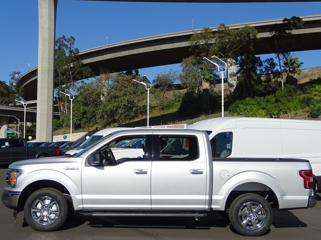 2018 F-150 SuperCrew Cab 4x2,  Pickup #JKD34750 - photo 2