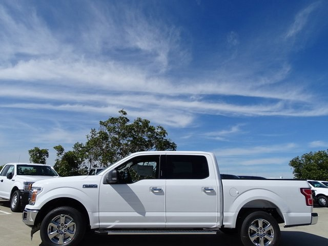 2018 F-150 SuperCrew Cab 4x2,  Pickup #JKD69436 - photo 3