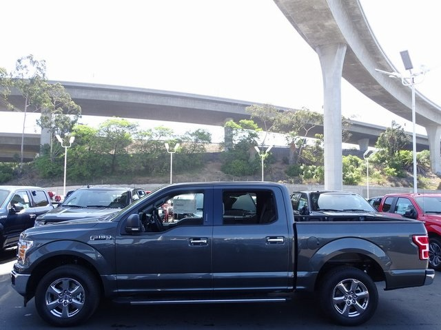 2018 F-150 SuperCrew Cab 4x2,  Pickup #JKE00679 - photo 3