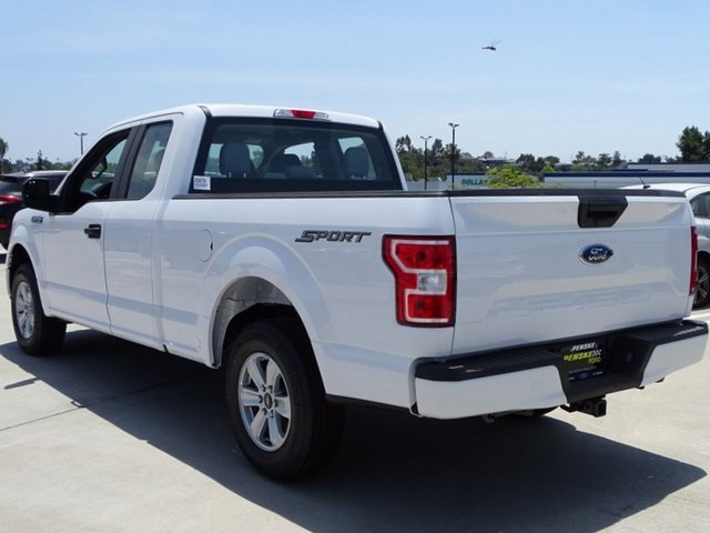 2018 F-150 Super Cab 4x2,  Pickup #JKE66768 - photo 2