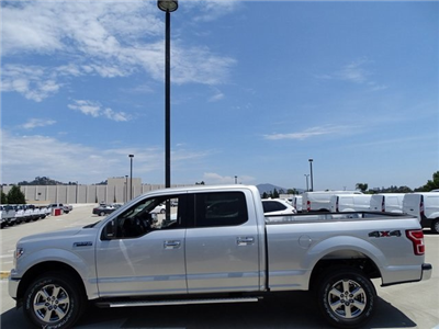 2018 F-150 SuperCrew Cab 4x4,  Pickup #JKE71464 - photo 3