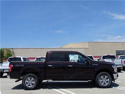 2018 F-150 SuperCrew Cab 4x4,  Pickup #JKE76621 - photo 3