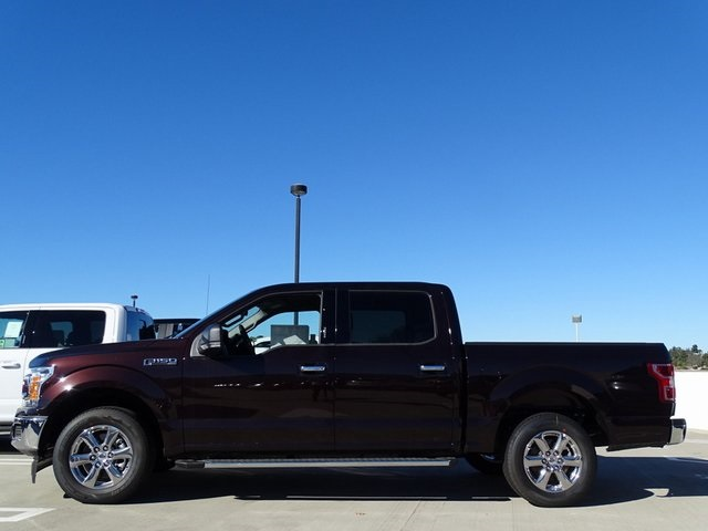 2018 F-150 SuperCrew Cab 4x2,  Pickup #JKF22533 - photo 3