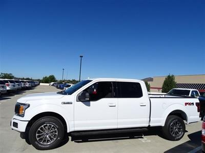 2018 F-150 SuperCrew Cab 4x4,  Pickup #JKF59453 - photo 3