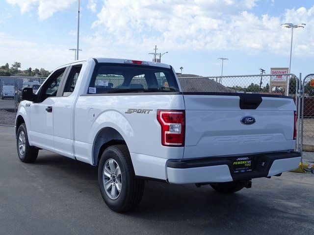 2018 F-150 Super Cab 4x2,  Pickup #JKF59462 - photo 2