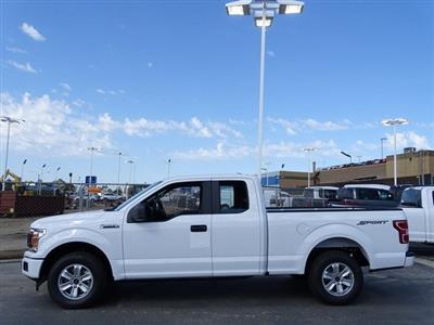 2018 F-150 Super Cab 4x2,  Pickup #JKF59462 - photo 3