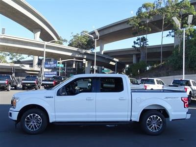 2018 F-150 SuperCrew Cab 4x2,  Pickup #JKF93477 - photo 3