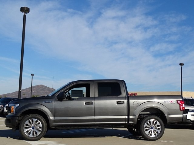 2018 F-150 SuperCrew Cab 4x4,  Pickup #JKF93597 - photo 3