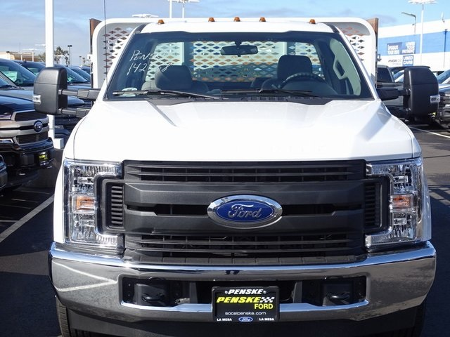 2019 F-350 Regular Cab DRW 4x2,  Scelzi Stake Bed #KED04106 - photo 24