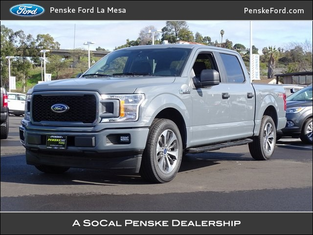 2019 F-150 SuperCrew Cab 4x2,  Pickup #KKC35164 - photo 1