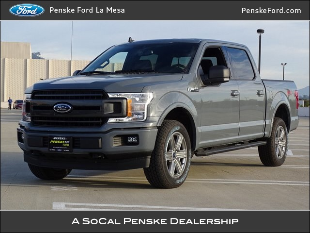 2019 F-150 SuperCrew Cab 4x4,  Pickup #KKC35173 - photo 1