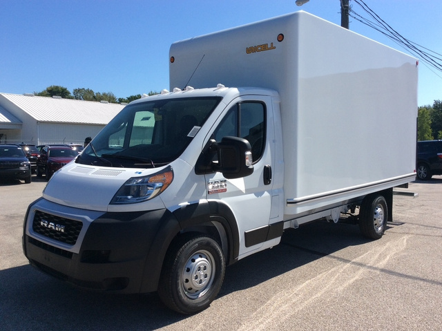 2019 ProMaster 3500 Standard Roof FWD, Unicell Classicube Cutaway Van #D11042 - photo 1