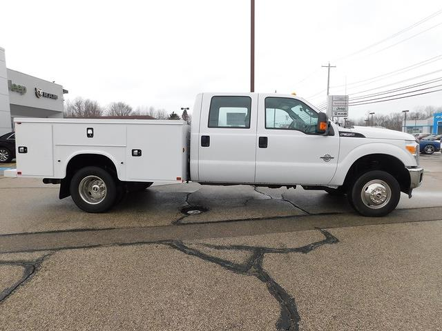 2016 Ford F-350 Crew Cab DRW 4x4, Service Body #D11075B - photo 1
