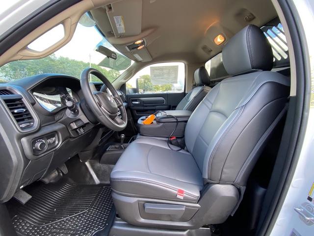 2019 Ram 5500 Regular Cab DRW 4x4, Rugby Z-Spec Dump Body #D11581 - photo 4