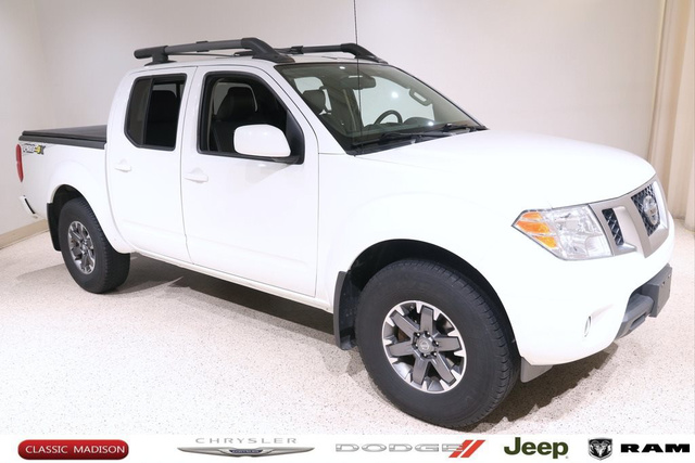 2016 Nissan Frontier Crew Cab 4x4, Pickup #D11858A - photo 1