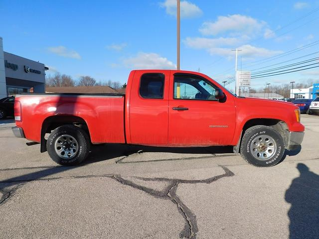 2011 GMC Sierra 1500 Extended Cab 4x4, Pickup #D11993B - photo 1
