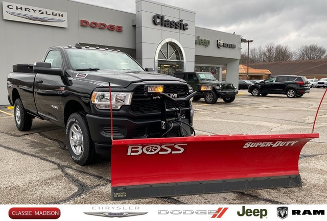 2020 Ram 2500 Regular Cab 4x4, BOSS Pickup #D12220 - photo 1