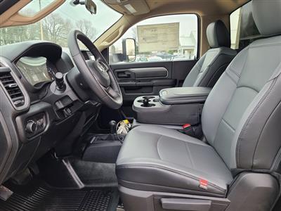 2020 Ram 3500 Regular Cab DRW 4x4, Rugby Z-Spec Dump Body #D12274 - photo 8