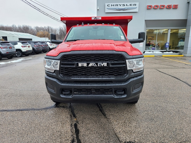 2020 Ram 3500 Regular Cab DRW 4x4, Rugby Z-Spec Dump Body #D12297 - photo 6
