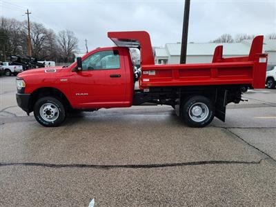2020 Ram 3500 Regular Cab DRW 4x4, Rugby Z-Spec Dump Body #D12297 - photo 7