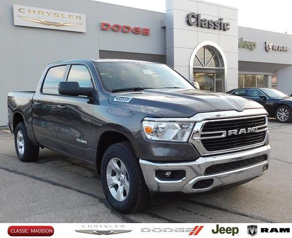 2021 Ram 1500 Crew Cab 4x4, Pickup #D12417 - photo 1