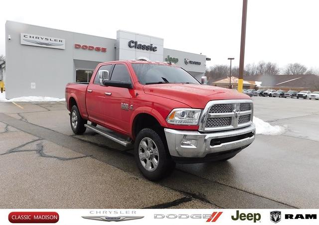 2016 Ram 3500 Crew Cab 4x4, Pickup #D12418A - photo 1