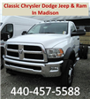 2017 Ram 5500 Regular Cab DRW 4x4,  Cab Chassis #E19435 - photo 1