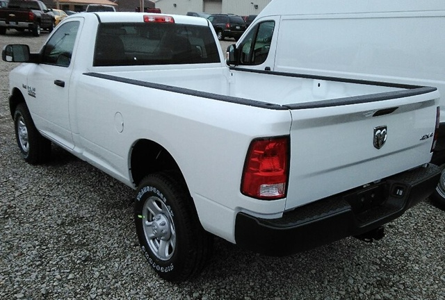 2017 Ram 2500 Regular Cab 4x4, Pickup #E19457 - photo 2