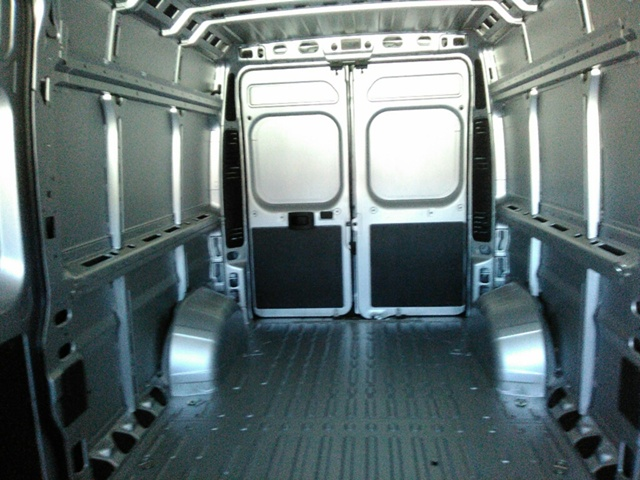 2017 ProMaster 2500 High Roof, Cargo Van #E19531 - photo 2